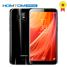 "HOMTOM S7 5.5"" HD 18:9 1280*640 MTK6737 Quad Core 3G RAM 32G ROM 2900mAh Dual Back Camera 13MP+8MP Fingerprint FDD-LTE CellPhone(China)"