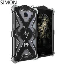 For OnePlus 3 A3000 Cover 5.5′ OnePlus 3T A3010 Metal Body Case SIMON THOR High Quality Aviation Aluminum Anti-knock Phone Cases