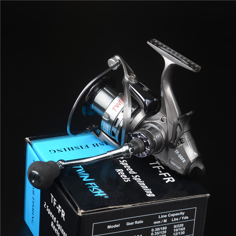 Fundição para Carpa de Água 9000-12000size Alta Qualidade Metal Corpo
