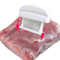Home Goods 48 Needle Stainless Steel Blade Knives Meat Tenderizer Kitchen Tool Durable