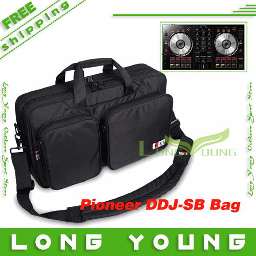 ФОТО BUBM  DDJ SB controller bag  dj case  dvd recorder bag  Digital Portable bags /case for Pioneer DDJ SB controller