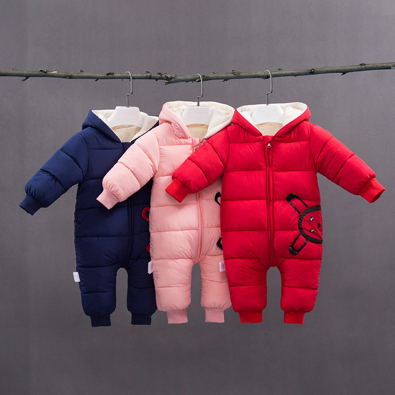2c2d0a8bf834 Online Shop Baby Rompers Winter Jackets for Baby Girls Clothing ...
