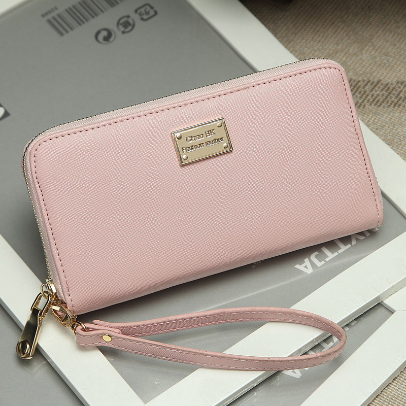 2017 Best Deal Fashion Handbags Lady Women Wallets Bag Popular Purse Long PU Handbags Card Holder Birthday Bags Free Shipping best bags fashion lady 1301 71