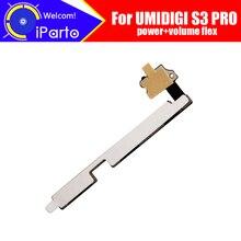 UMIDIGI S3 PRO Side Button Flex Cable 100% Original Power +