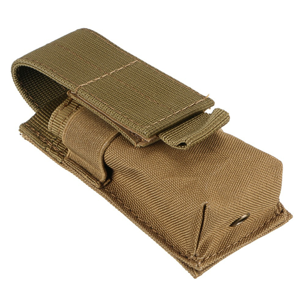 Image 4 - Tactical Modular Single Magazine Rifle Pouch Pistol Cartridge Clip Pouch-in Pouches from Sports & Entertainment