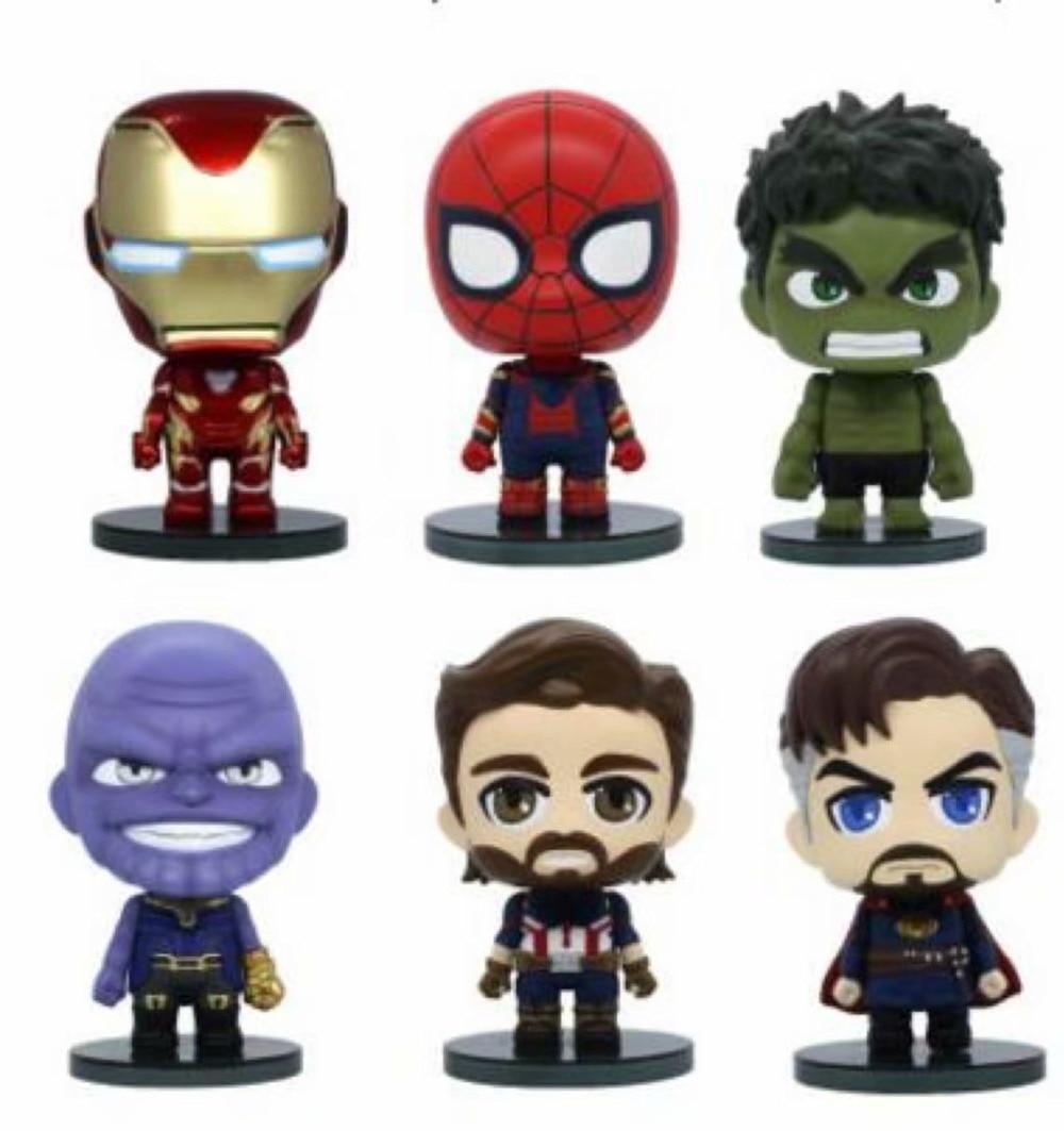 Toys & Hobbies Hearty 10cm Infinity War Doctor Strange Figure Toy Dr Strange Model Toy Gift For Children