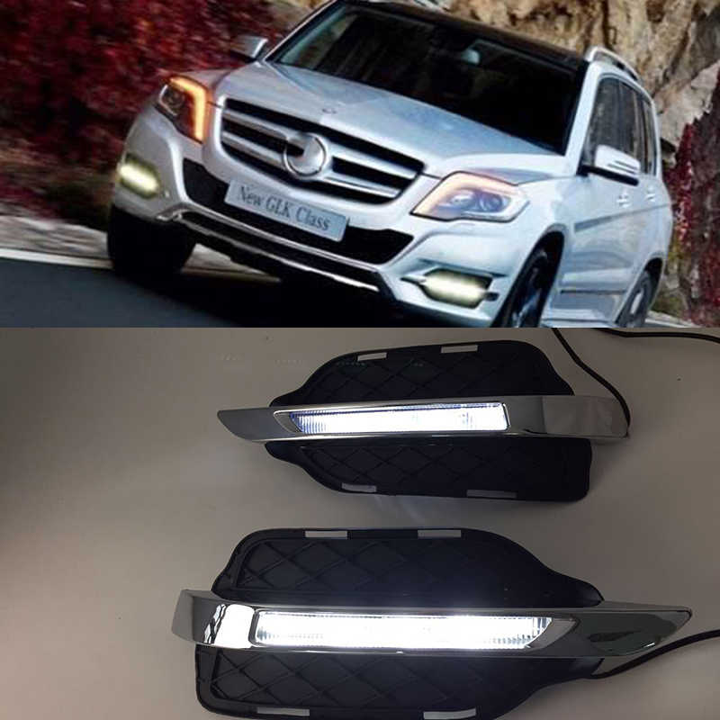 Detail Feedback Questions about Car Flashing 1Pair LED DRL daytime