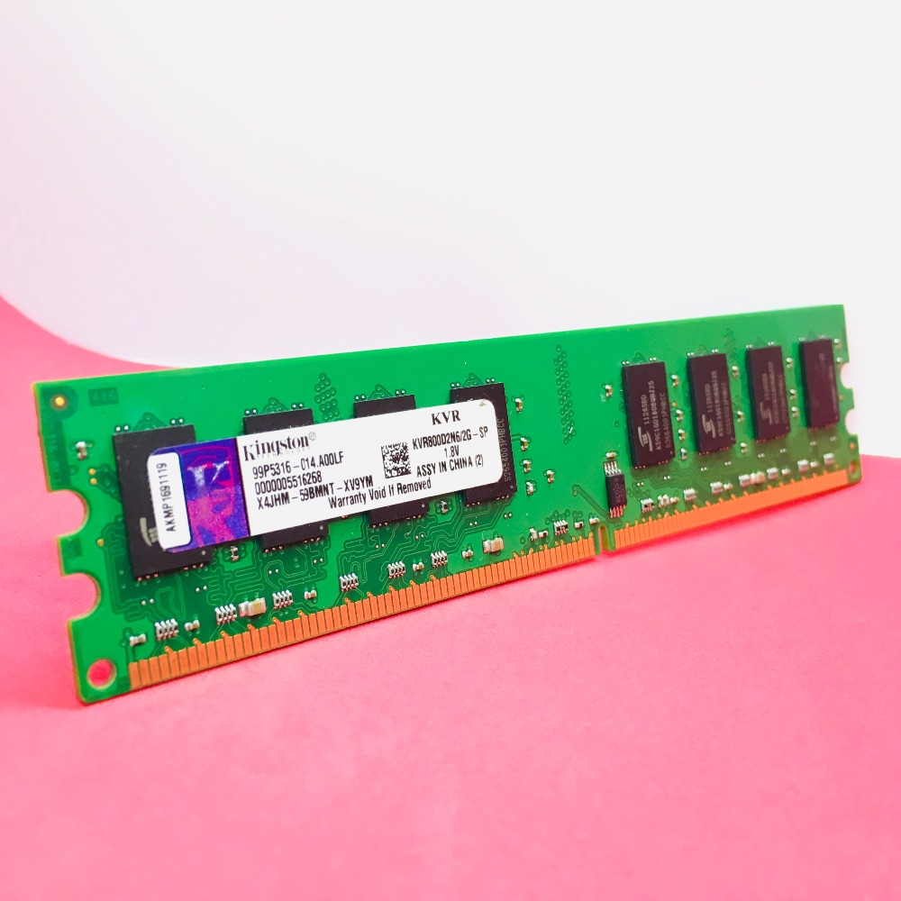 Closeout DealsKingston DDR2 4GB Computer Memory-Ram Desktop 800MHZ 667MHZ 1333MHZ Ddr3 8gb 1600 1GB