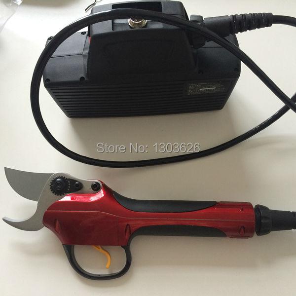 WS P-1 Electric garden shear vineyard tools tree scissors (CE, FCC certificate)