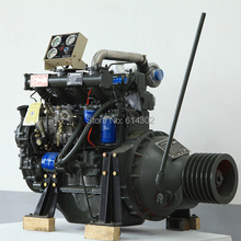 China supplier Weifang ZH4105ZP 63kw Diesel Engine for Water Pump & fixed power Usage with clutch connecting все цены