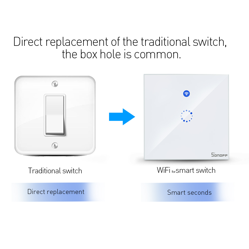 wireless t1 diagram wiring diagram centre sonoff touch t1 eu uk 1 2 3 gang 433mhz [ 1000 x 1000 Pixel ]