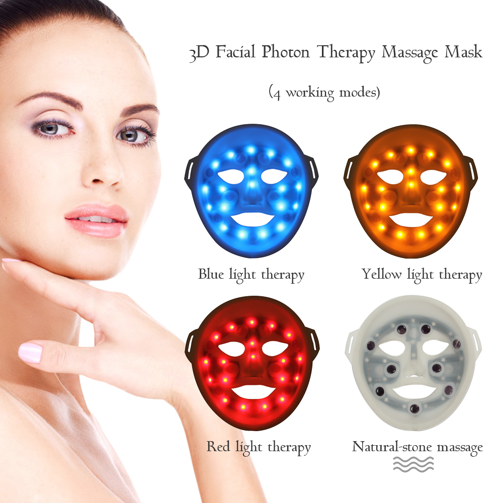 LED Therapy Mask Vibrator Facial Mask Electric Face Mask Photontherapy LED Face Mask Photon Care Acne treatment SkinRejuvenatioLED Therapy Mask Vibrator Facial Mask Electric Face Mask Photontherapy LED Face Mask Photon Care Acne treatment SkinRejuvenatio