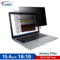 15 4 Inch Privacy Filter Laptop Screen Protector Film For 16 10 MacBook Pro Notebook 33
