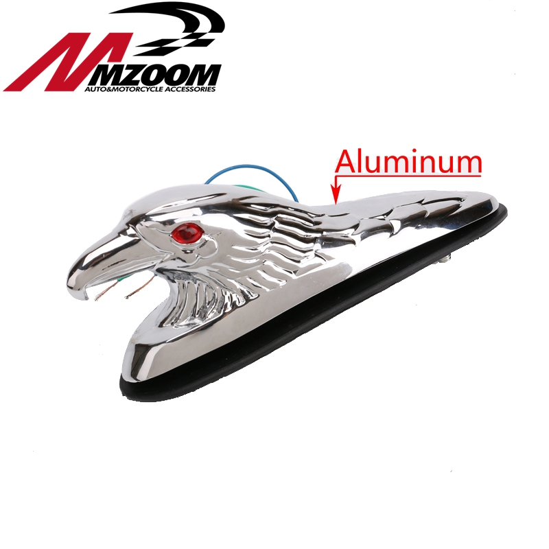Free Shipping Motorcycle Accessories Chrome Eagle Head Ornament Statue Motorcycle ATV Front Fender and Car Valve Cover 125cc cbt125 carburetor motorcycle pd26jb cb125t cb250 twin cylinder accessories free shipping