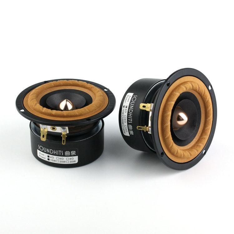 Aliexpress.com : Buy 2PCS Soundhits SQ303R 3inch DIY Full ...
