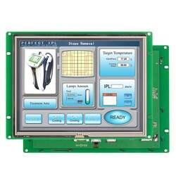 """8,0 """"экран монитор Промышленный Тип ЖК-дисплей с полным цветным сенсорным экраном"""