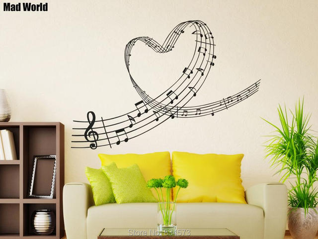 Famous Music Note Art For Walls Component - Wall Art Design ...