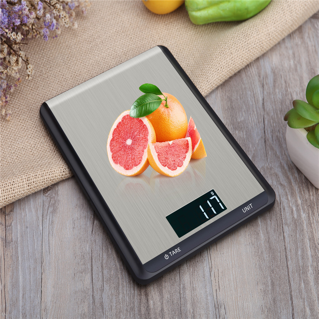 SF400 Kitchen Scales Digital Balanca Food Scale High Precision Kitchen Electr…