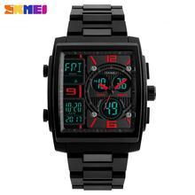 SKMEI Militaire Sport Horloge Mannen Top Brand Luxe Waterdichte Elektronische Digitale Horloges Voor Mannen Mannelijke Klok Relogio Masculino