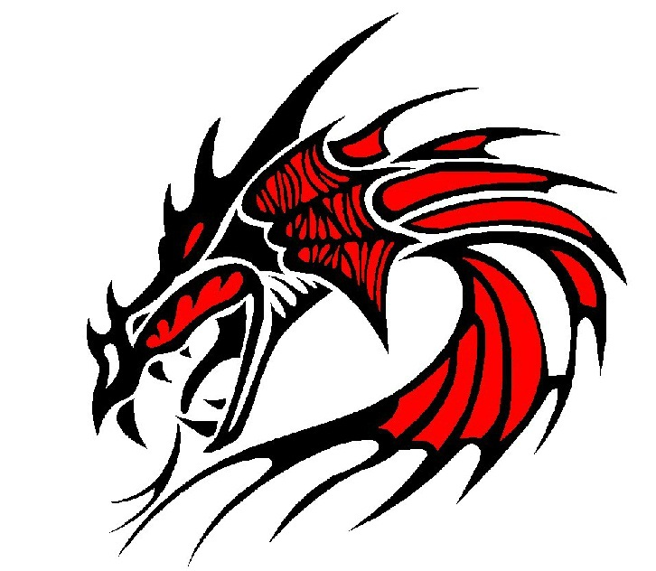 8sizes 5 designs dragon car head engine hood stickers spare tire body side door roof styling decal decor vinyl covers waterproof on aliexpress com alibaba