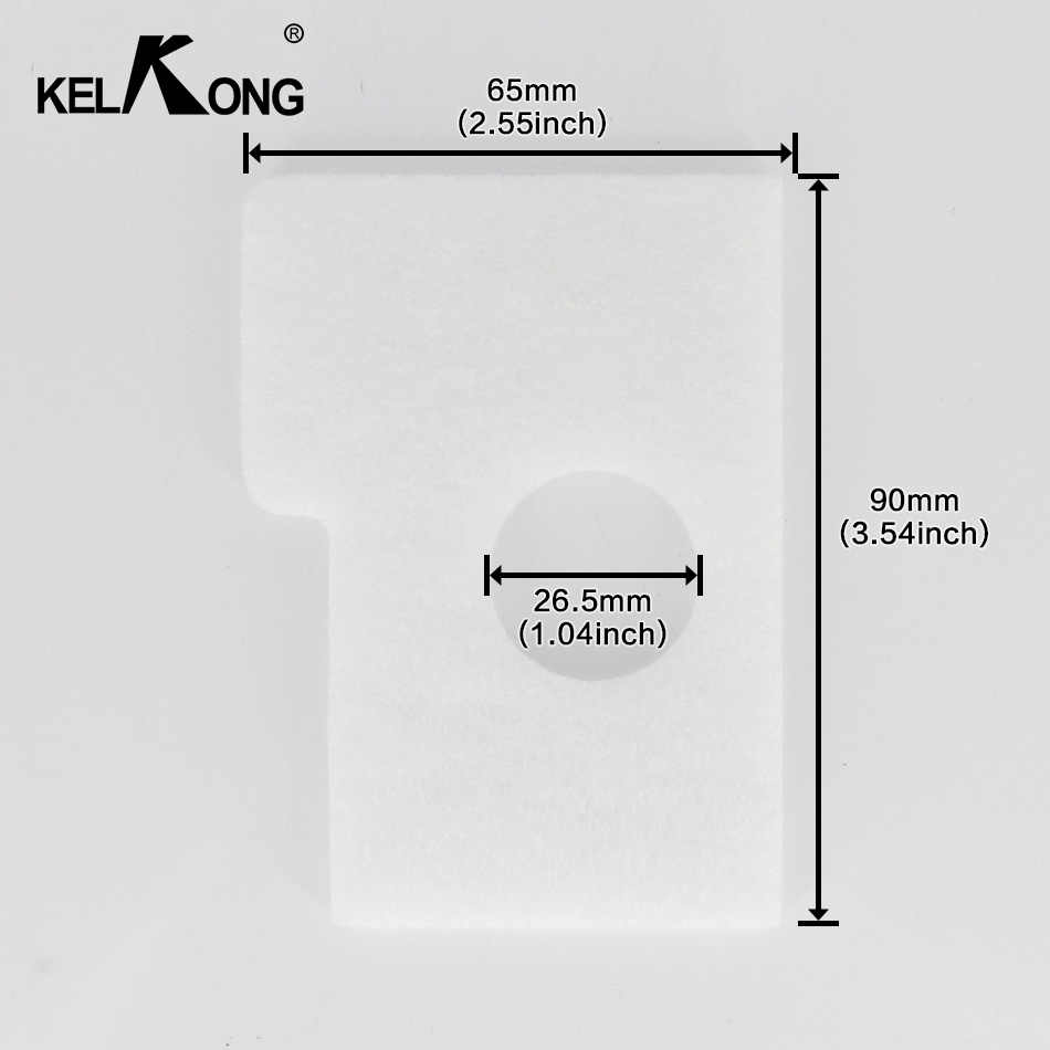 KELKONG 5Pcs Air Filter Cleaner air element For MS180 018 MS170 017  Carburetors Chainsaw Spare Parts
