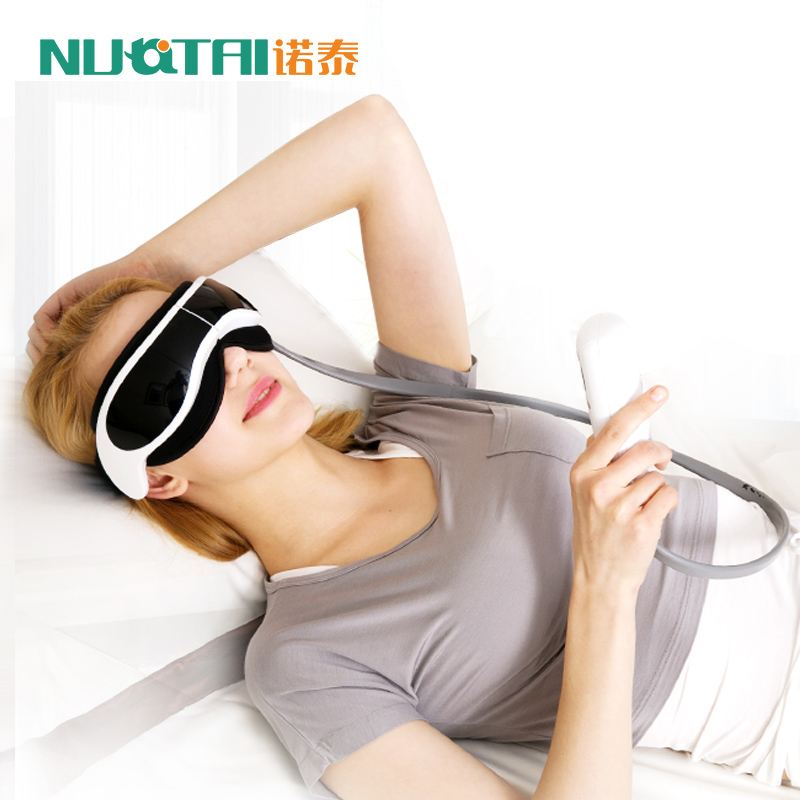 ФОТО Free Shipping Eye Massager Electric Massage Machine Relaxant Tool Health Care Beauty Protection Device Hot  Nanny Vision