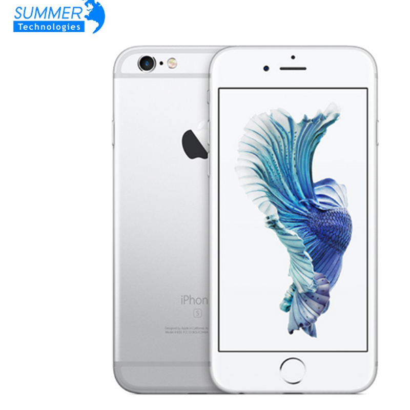 "Apple iPhone 6S Unlocked Original Smartphone 4.7"" IOS Dual Core A9  16/64/128GB ROM 2GB RAM 12.0MP 4G LTE IOS Mobile Phone(China)"