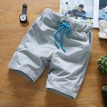 Упругие 3XL летние случайные шорты мужчин Пляж бермуды moletom masculino homme брюки Бегунов spodenki MQ58
