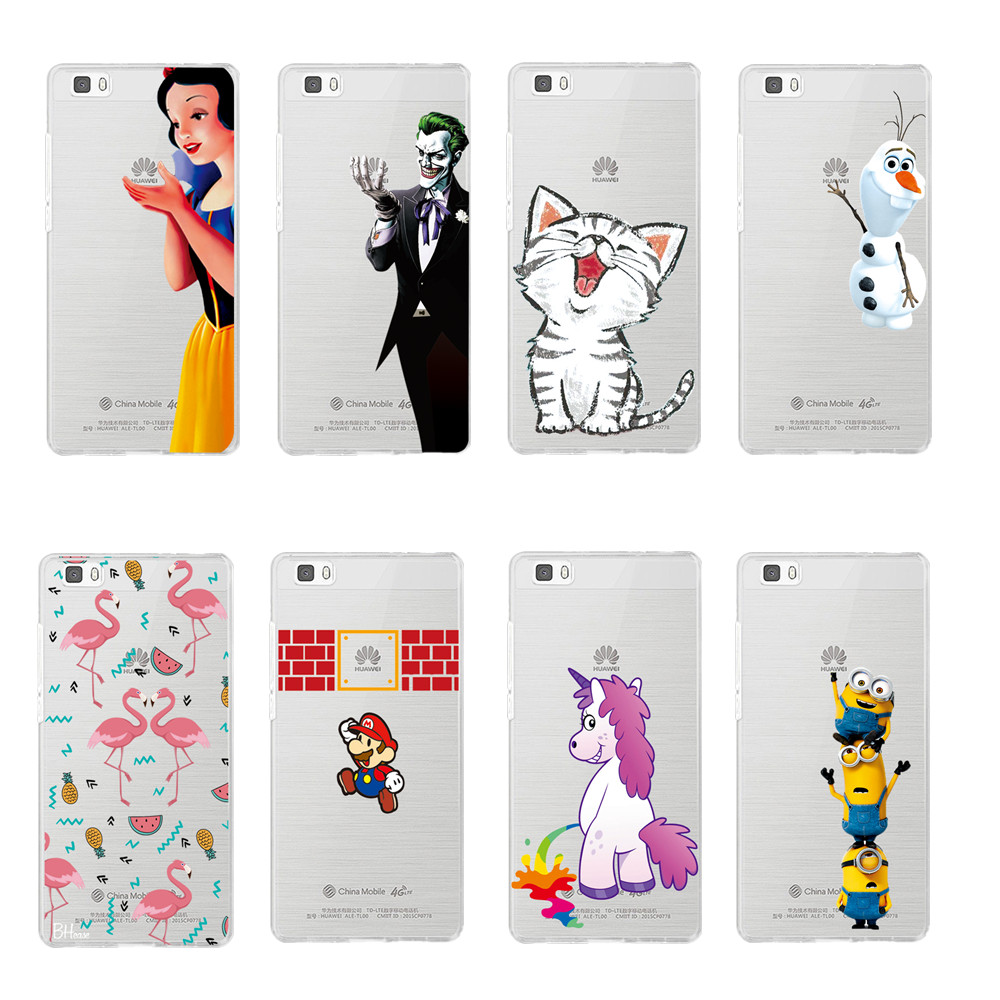 coque mickey huawei p8 lite 2015