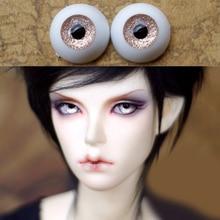 champagne color  Bjd Eyes for BJD Dolls toys eyeball for 1/3  1/4 1/6 SD Dolls 16mm 18mm 20mm 22mm Acrylic EYEs for toy kid doll a pair bjd eyes for 1 3 1 4 1 6 bjd dolls yellow watercolor cartoon bjd eyes for sd dolls toys eyeball acrylic eyes comic