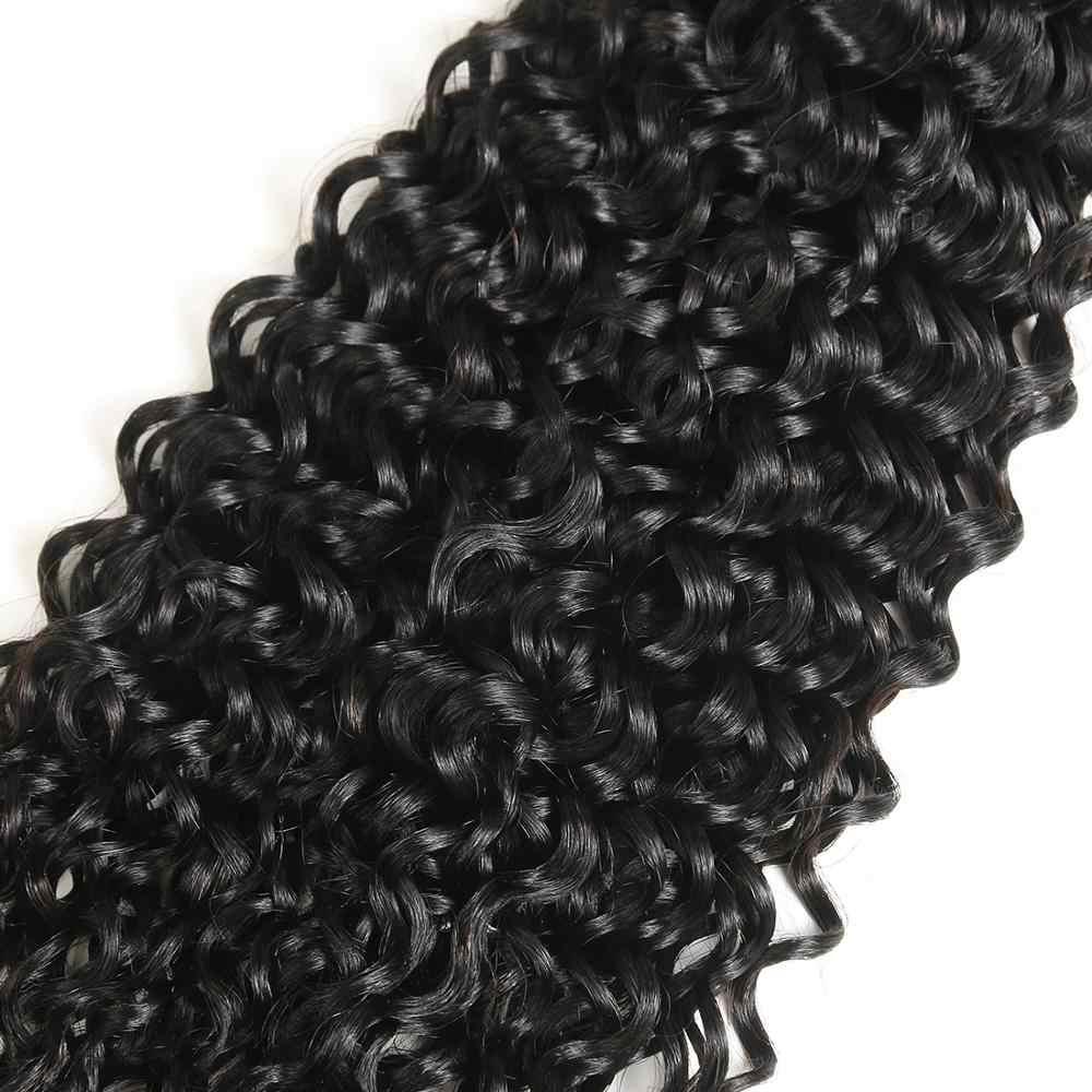 Zing шелковистая индийская волна воды 3 пучка сделки 100% человеческие волосы переплетения пучки Натуральные Цветные наращивания волос remy волосы 8-30 дюймов