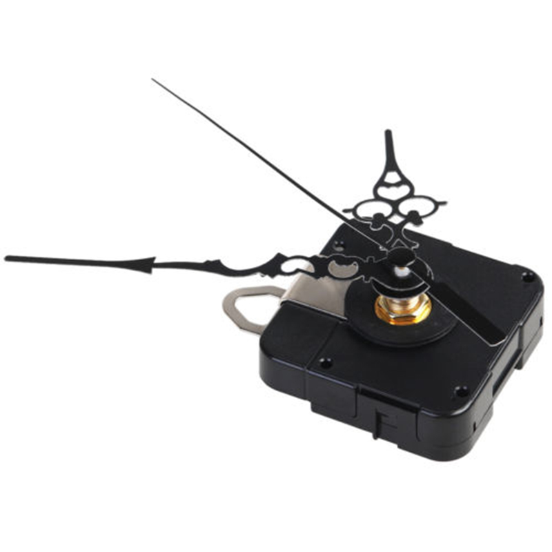 Replacement Quartz Clock Movement 2.2 * 2.2 * 0.63 Inch Continuous Kit For DIY Clock Sweep High Quality Durable