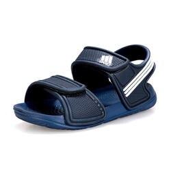 2019 детские сандалии Летняя мода Для Мальчиков пляжные мягкие сандалии для девочек карамельный цвет Милая удобная обувь Размер 25 до 36