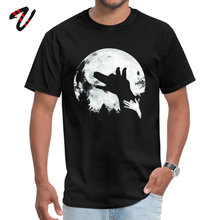 Gift Tshirts 2019 Newest Round Collar Bark At The Moon! Jurassic Park Mens Tops T Shirt Simple Style Life Is Strange Tee