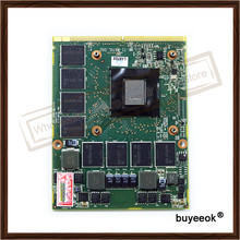 Original Graphic Card For DELL Alienware C8245 HD5870M 1GB DDR5 109-B96131-00 216-0769008 Video Card GPU Replacement Tested(China)