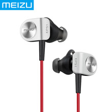 7033a6d4de0 Original Meizu EP51 auricular Bluetooth inalámbrico estéreo deportes  auriculares impermeable en la oreja Apt-X los auriculares c.