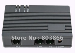 VOIP Gateway/ ATA HT912 Support SIP and H323 VoIP Voice Gateway