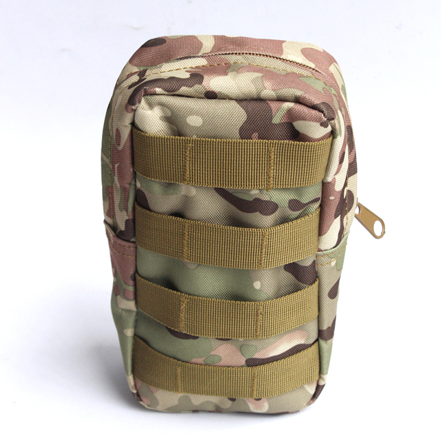 Tactical Molle Trauma Kit First Aid Pouch Emergency Survival Bag Sports Outdoor Fishing Camping Car Case
