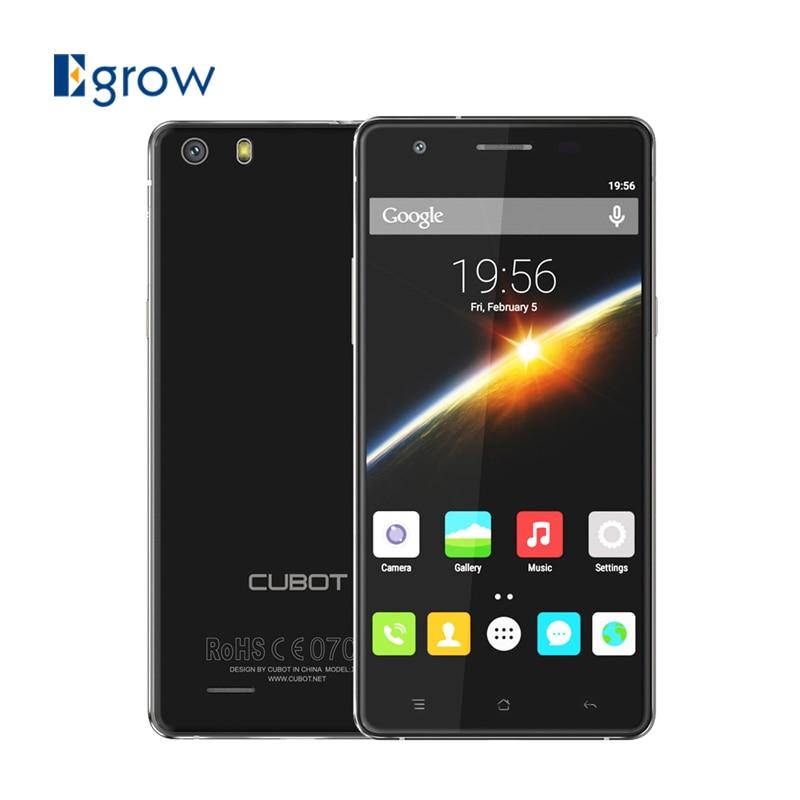 Цена за Оригинал cubot x16s 5.0 дюймов 1280*720 пикселей смартфон 3 ГБ ram 16 ГБ ROM MT6735A Quad Core Сотовый Телефон Android 6.0 4 Г Мобильный Телефон