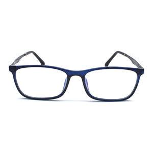 Image 2 - TR 90 Kunststoff Brillen Rahmen Männer Mode Optische Myopie Rezept Klar Computer Brillen Rahmen X2005 Rahmen Brille