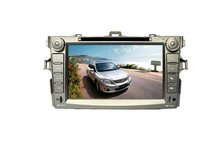 S190 touch screen android 7.1 car dvd player for Toyota new Corolla wifi 3G device mirror link best selling DVR gps car stereo