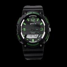 Спортивные Часы Мужчины Военный Наручные Часы Многофункциональные электронные напольные часы унисекс 3Bar водонепроницаемый ударопрочный часы