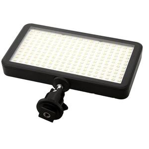 Image 3 - Led 228 مستمر على كاميرا Led مصباح لوح ، محمول عكس الضوء كاميرا كاميرا Led لوحة إضاءة الفيديو لكاميرا Dslr Ca
