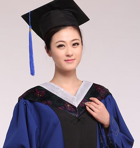 graduation gown accessory Free P/&P University academic hood