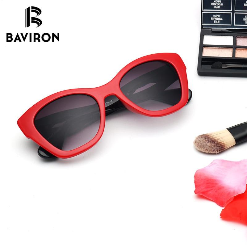 BAVIRON Mund Design Mode Sonnenbrillen Für Frauen Marke Designer ...
