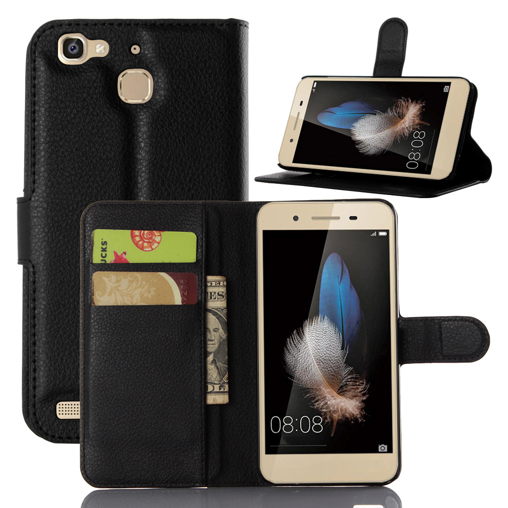 Case For Huawei Enjoy 5s Luxury Wallet PU Leather Case for huawei G8 Mini TAG-L23 TAG-L21 Stand Flip Card Hold Phone Cover Bags