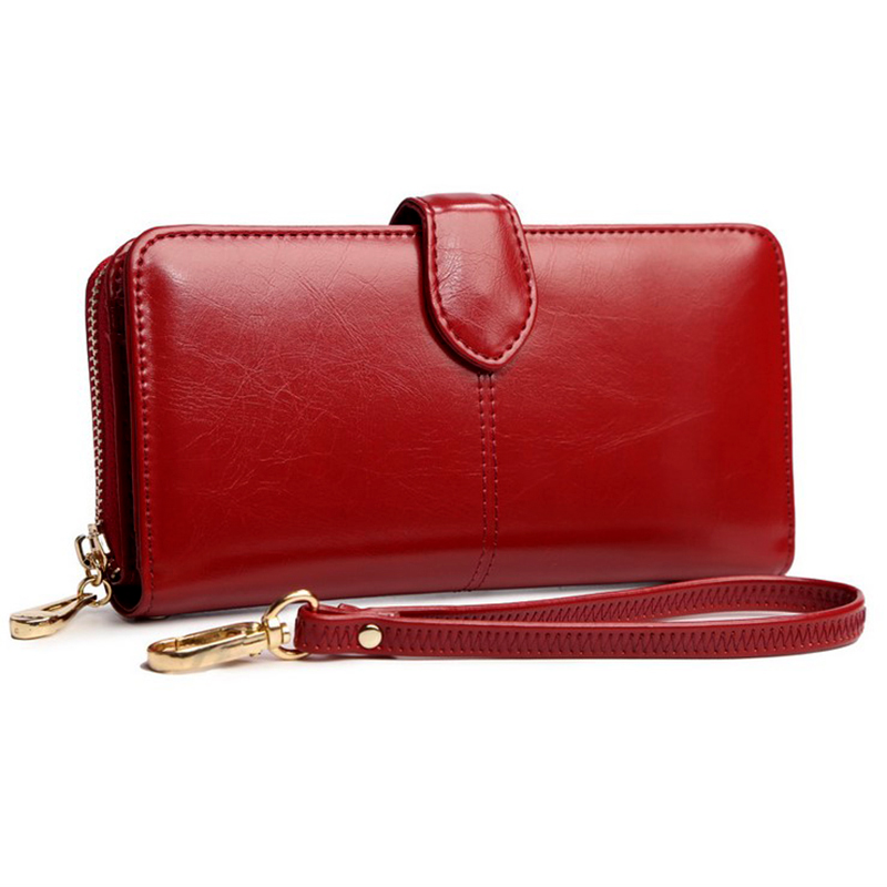 New Fashion Wallet Women Luxury Brand Long Purse Ladies Soft PU Leather Wallets Woman Purse Clutch with Coin Purse Card Holder