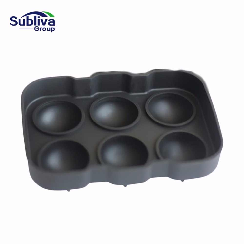 Ice Ball Mold >> Detail Feedback Questions About Diy Spherical Silicone Ice Cube