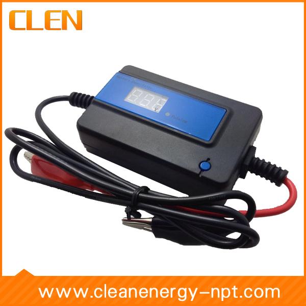 5 pçs/lote CLEN Desulfator Bateria Inteligente Pulso Auto Desulfator Reviver Baterias de Chumbo Ácido Regenerado
