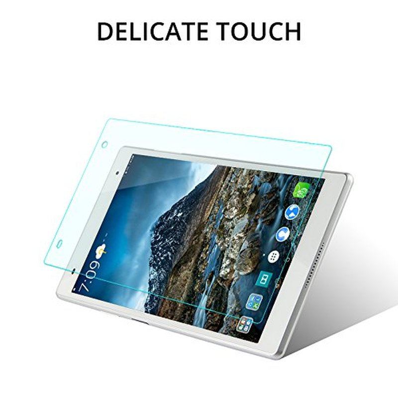 Tempered Glass For Lenovo Tab 4 8 Screen Protector For Lenovo Tab 4 8.0 TB-8504F TB-8504N 8504X Clear Tempered Glass Cover Guard